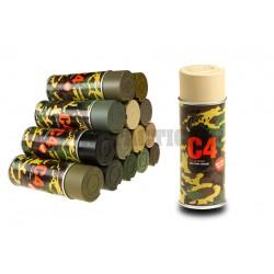 C4 Mil Grade Color Spray RAL1039