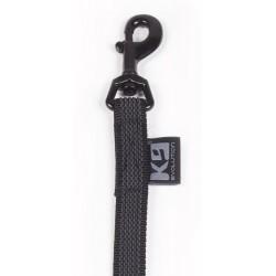 K9-evolution Laisse 4m 20mm nylon / caoutchouc