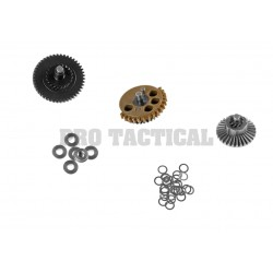 100:200 Improved 4mm Axis Gear Set