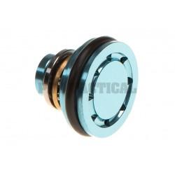 CNC Aluminum Piston Head 8 Holes