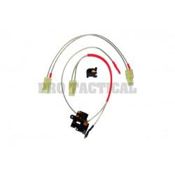 Silver Wire Set Ver II Rear Wiring