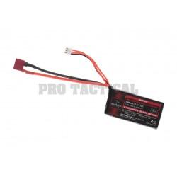 Lipo 7.4V 1000mAh 65C Graphene PEQ Type T-Plug