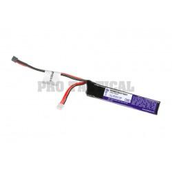 LiPo 7.4V 1100mAh 20C Stock Tube Type Mini T-Plug