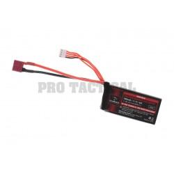 Lipo 11.1V 1000mAh 65C Graphene PEQ Type T-Plug