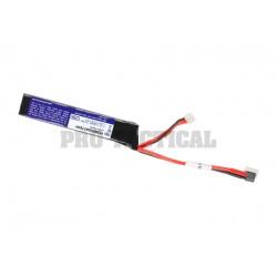 LiPo 11.1V 1100mAh 20C Stock Tube Type Mini T-Plug