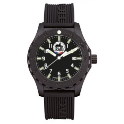 Montre Trooper Carbon Raid