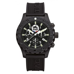 Montre Trooper Carbon Chrono Raid
