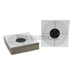 Shooting Target 14x14 cm 100pcs