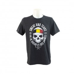 T-Shirt  FORGE SWEAT AND TEARS BELGIUM  5.11 LIMITED EDITION
