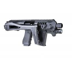 Micro Roni® génération 3 noir pour Glock® 17/22/31 génération 3 et 4