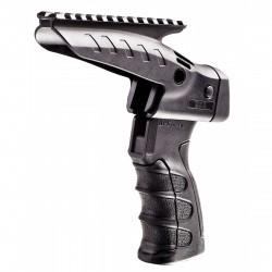 Poignée type pistolet + rail supérieur picatinny Remington® 870