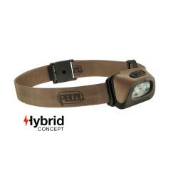 Lampe frontale Hybrid éclairage 4 couleurs Tactikka +RGB tan - 250 Lumens