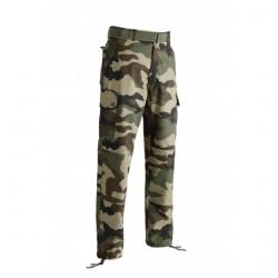 Pantalon F4 treillis militaire cam ce