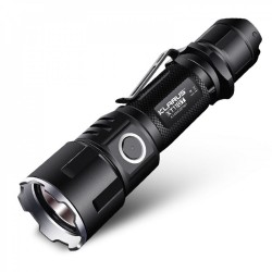 Lampe tactique rechargeable XT11GT LED - 2000 lumens