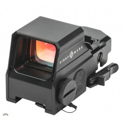 Viseur point rouge Ultra Shot M-Spec LQD Reflex Sight noir