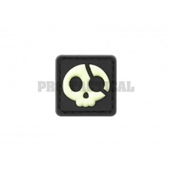 Halloween Pirate Rubber Patch