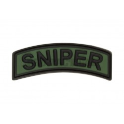 Sniper Tab Rubber Patch