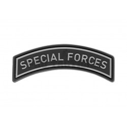 Special Forces Tab Rubber Patch