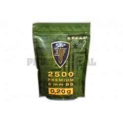 0.20g Premium Selection 2500rds