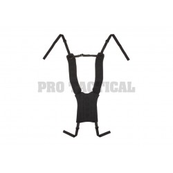 4-Point H-Harness