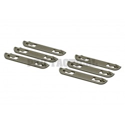 3 Inch Speed Clips 6pcs