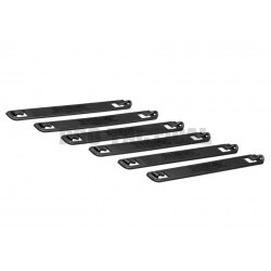 7 Inch Speed Clips 6pcs