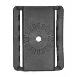 Passant 50mm 8K81 polymère noir