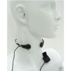 Laryngophone pour radio KENWOOD