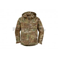 Obsidian Hooded Jacket