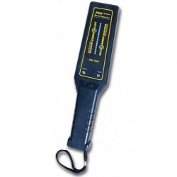 Détecteur de métaux compact rechargeable