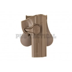 Paddle Holster pour CZ 75 SP-01