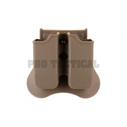 Double Mag Pouch pour WE / KJW / TM 17/19